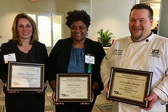 HGTC Names SCTEA Educator of the Year Recipients